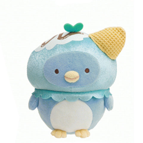 Penguin Ice Cream 6 inch Plush