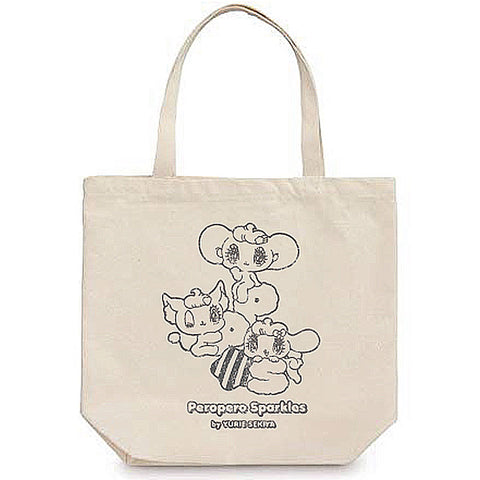 Peropero Sparkles Japan Tote Bag