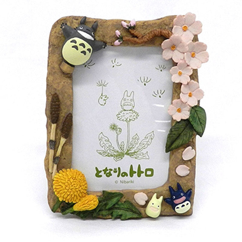 Totoro Spring Picture Frame