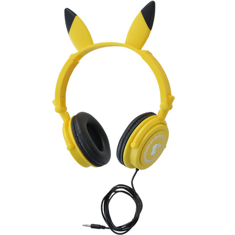Pokemon Pikachu Headphones