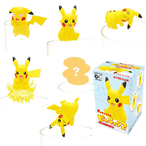 Pikachu Putitto Blind Box
