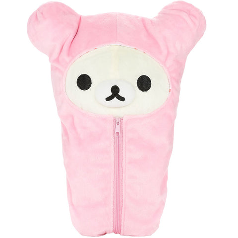 Korilakkuma Pink Sleeping Bag Plush