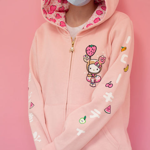 Electric Kitty Hoodie