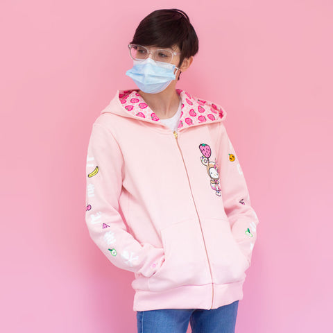 tokidoki x Hello Kitty Hello Fruity Hoodie