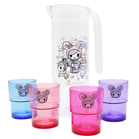 tokidoki x JapanLA Pitcher and Cup Set