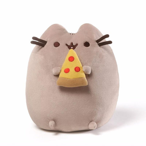 Pusheen Pizza Plush