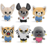 Aggretsuko Plush Blind Box Series 1