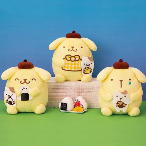 Pom Pom Purin and Muffin Plush