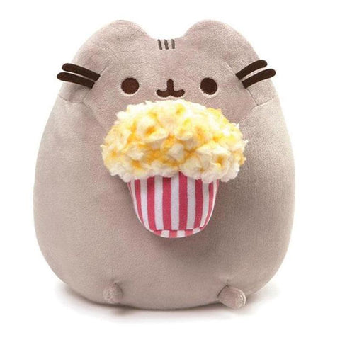 Pusheen Popcorn Plush