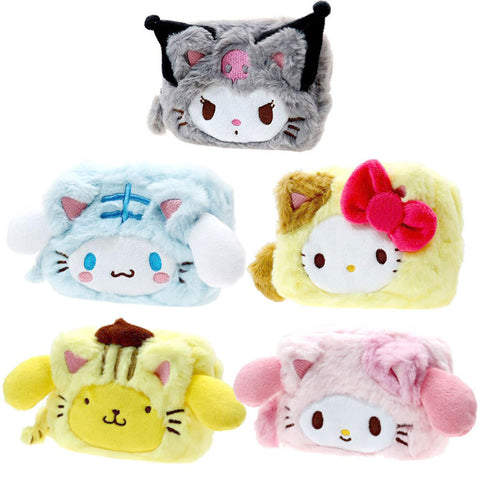 Sanrio Happy Cat Multi Pouch