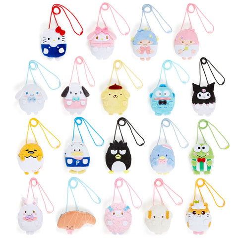 Sanrio Mini Plush Shoulder Bag