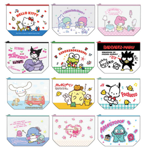 Sanrio Character 3 Pouch Set