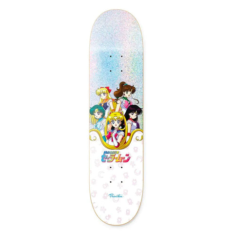 "Primitive x Sailor Moon Team Sailor Scouts 8.38"" Deck"