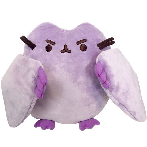 Purple Pusheenosaurus Plush