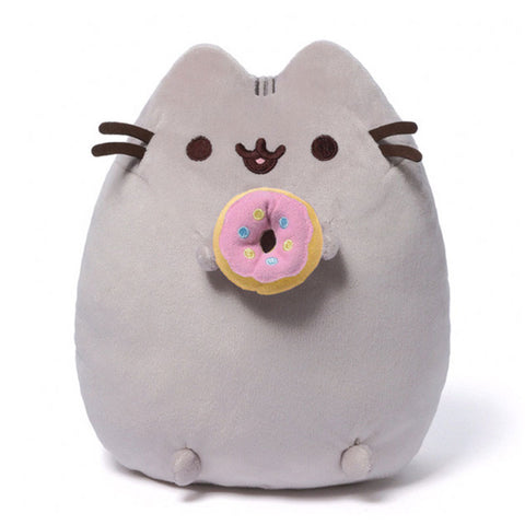 "Pusheen Donut 9"" Plush"