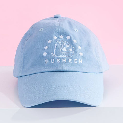 Pusheen 10th Anniversary Cap