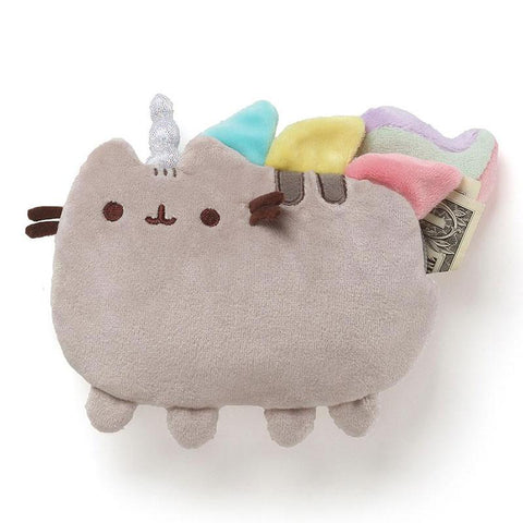 Pusheenicorn Plush Coin Purse
