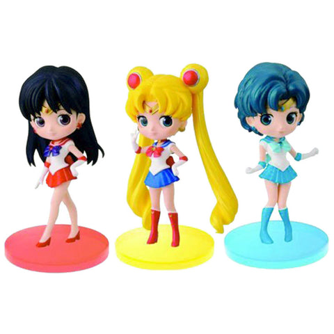 Sailor Moon Petit Q Posket Figures Vol. 1