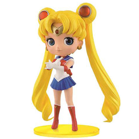Sailor Moon Q Posket Figure