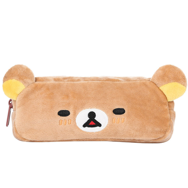 Rilakkuma Face Pencil Pouch