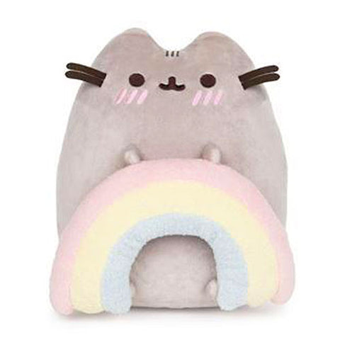 "Pusheen Rainbow 9.5"" Plush"