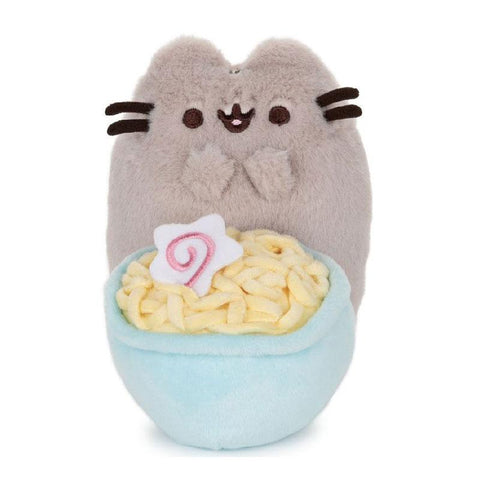 Pusheen 10th Anniversary Ramen Plush
