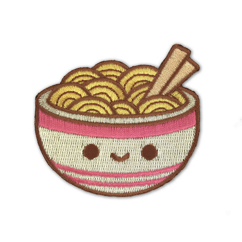 Ramen Sticker Patch