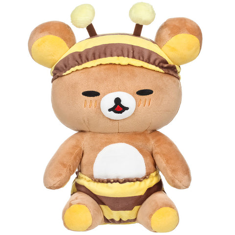 Rilakkuma Honey Bee Seated Plush