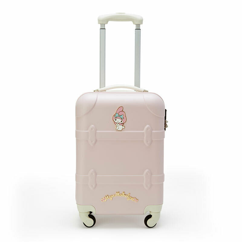 My Melody Small Pink Rolling Suitcase