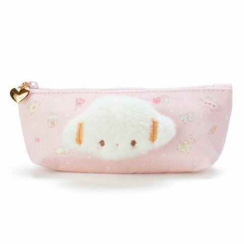 Cogimyun Pen Pouch with Plush Face