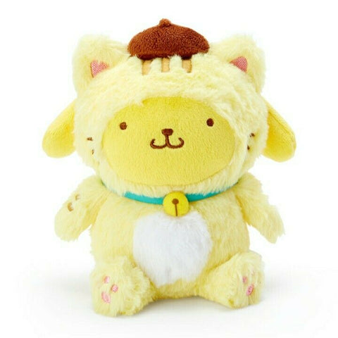 Pom Pom Purin Happy Cat Standing Plush