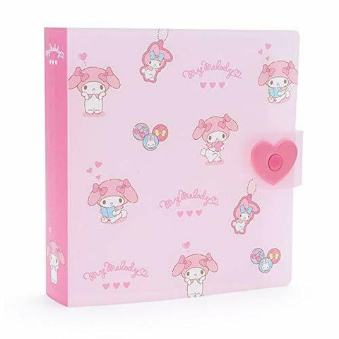 My Melody Heart Storage File