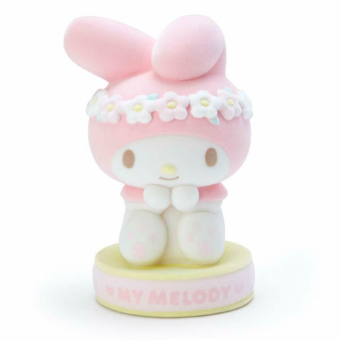 My Melody Flocked Coin Bank