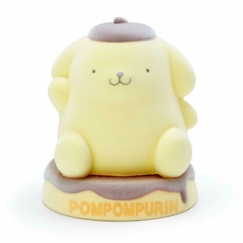 Pom Pom Purin Flocked Coin Bank
