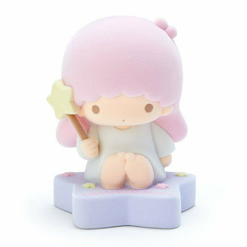 Lala Flocked Coin Bank