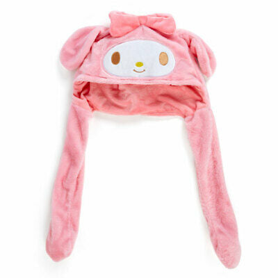 My Melody Plush Action Cap