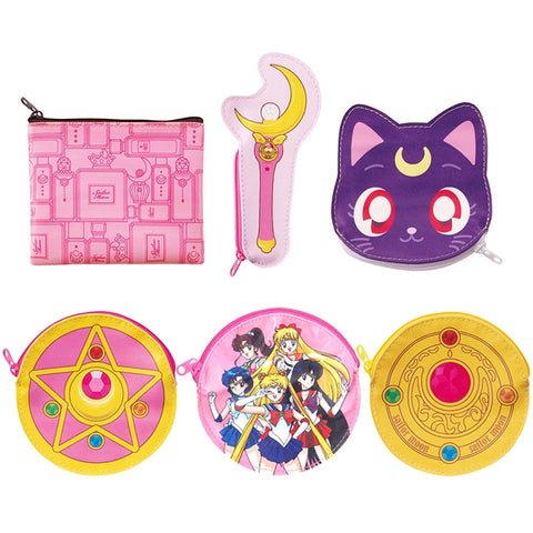 Sailor Moon Article Coffret Pouch Capsule