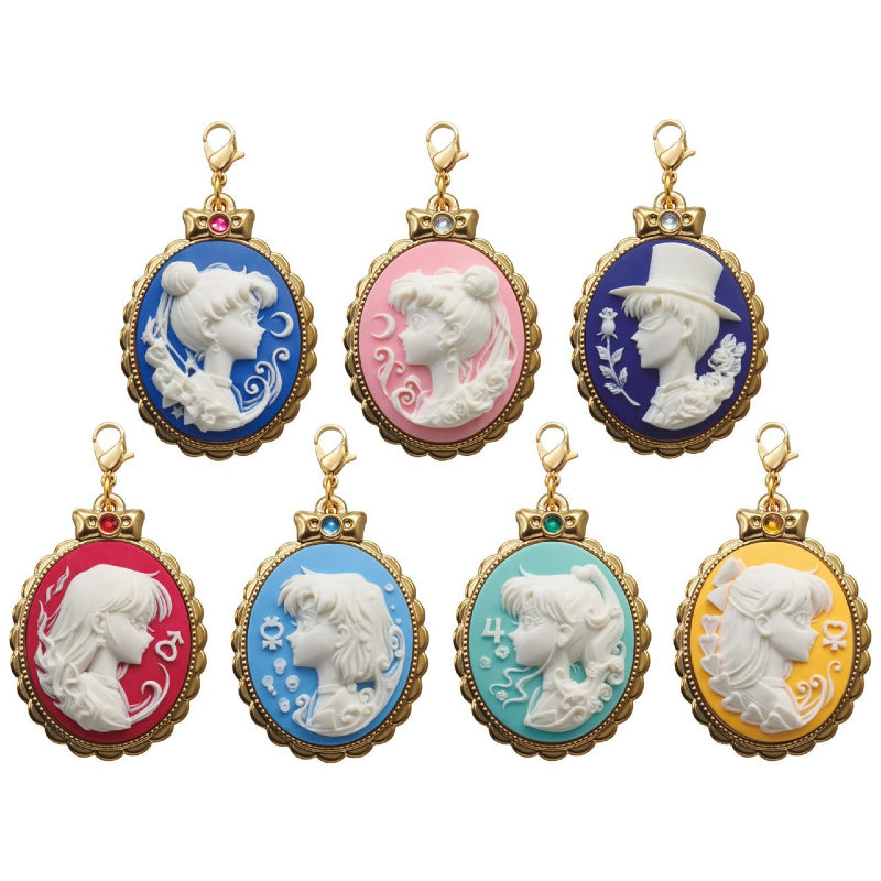 Sailor Moon Cameo Charm Capsule