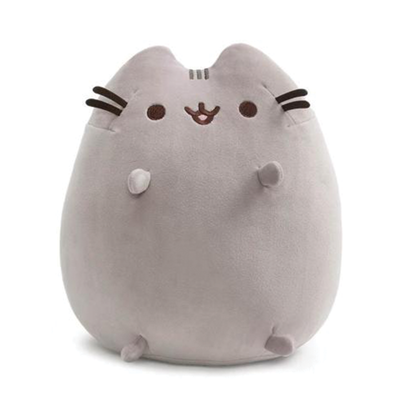 "Pusheen Squisheen 11"" Sitting Plush"