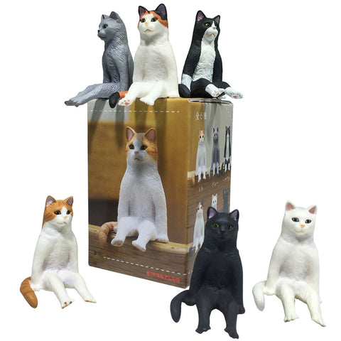 Sitting Cat Blind Box