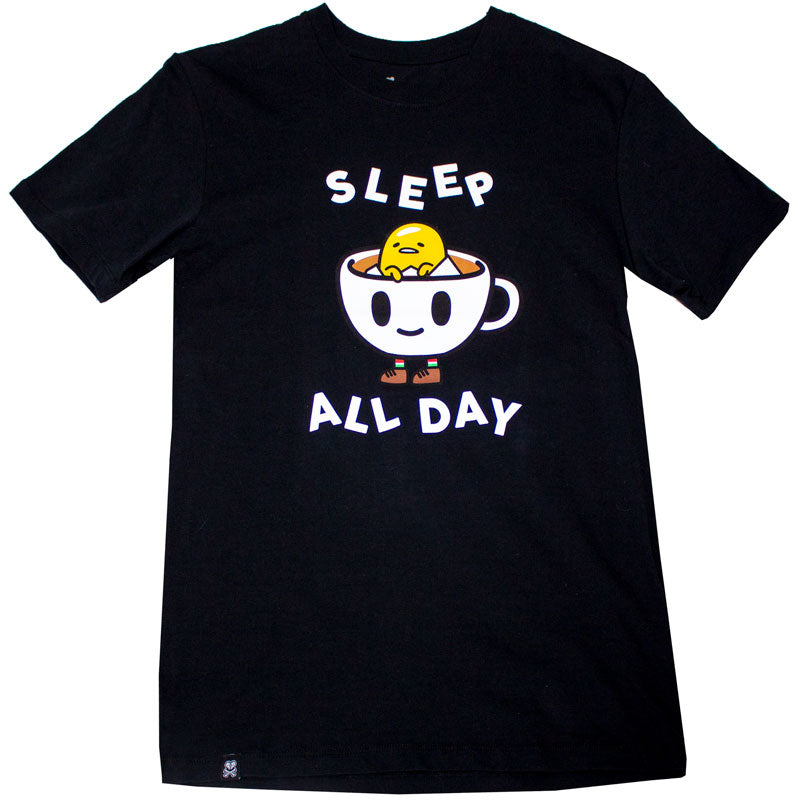 Sleep All Day Gudetama Men's Tee