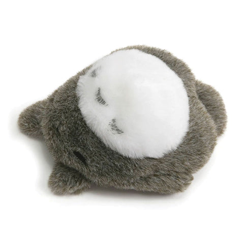 Sleeping Totoro Small Beanbag Plush