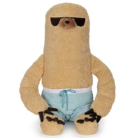 "Summer Sloth 9.5"" Plush"