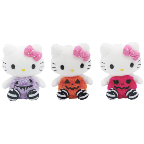 Hello Kitty Halloween Small Plush