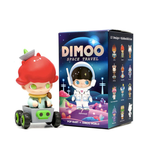 Dimoo Space Travel Blind Box