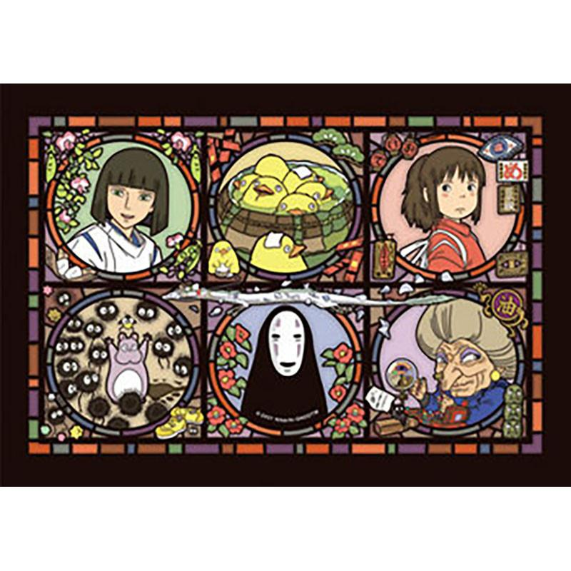 Spirited Away Art Crystal Puzzle