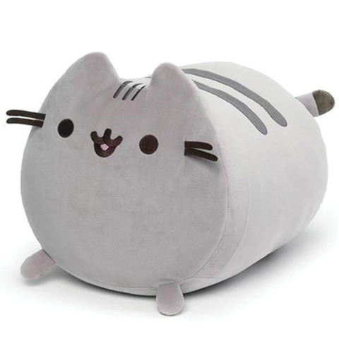 "Pusheen Squisheen 15"" Log Plush"