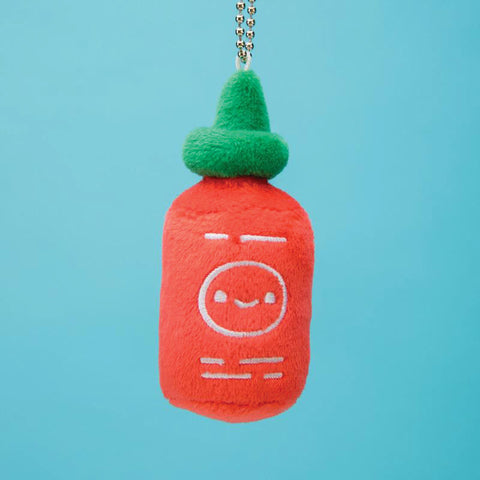 Sriracha Friend Plush Charm
