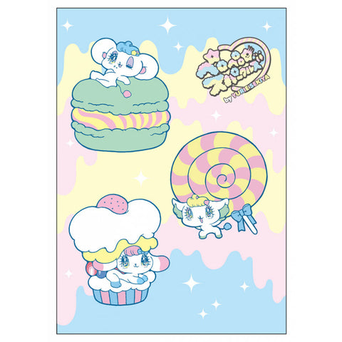 Peropero Sparkles Sweets Sticker Sheet