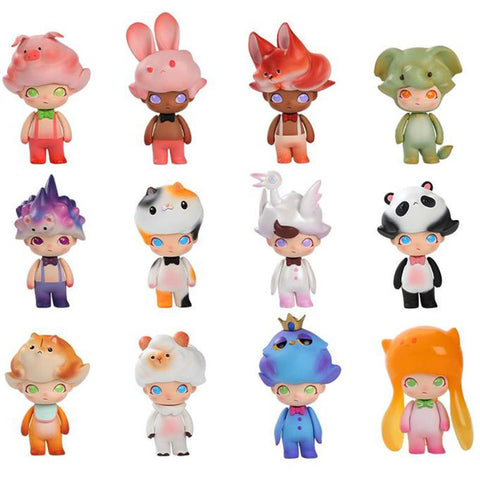 Dimoo World Stray Animals Blind Box